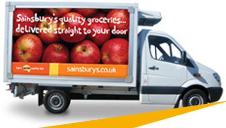 Client Urban Commercial Vehicles (Sainsbury's)